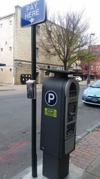 parking paystation
